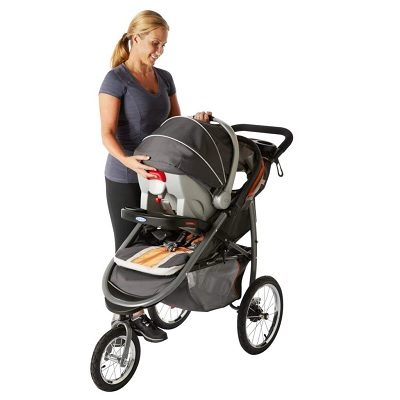 snugride 35 graco car seat stroller