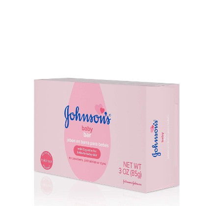 johnson's hypoallergenic baby soap pack