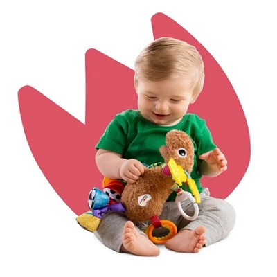 3 Month Old Toys Lamaze Mortimer Moose Baby