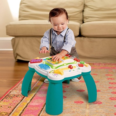 LeapFrog Learn and Groove Musical playing