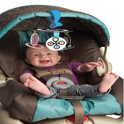 Manhattan Toy Wimmer-Ferguson car seat toy stroller