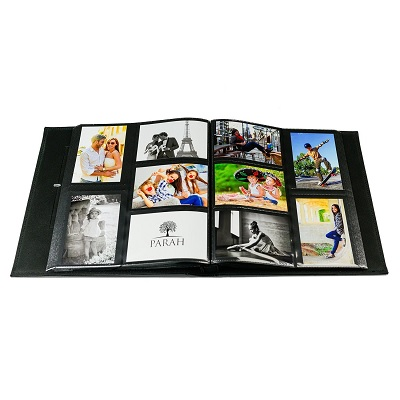 PARAH LIFE Multi-Directional family photo album inside view