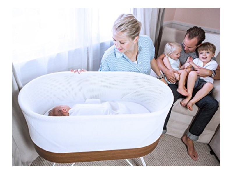 The SNOO Smart Sleeper comes with a 30 day free trial.