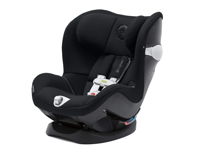 The CYBEX Sirona M SensorSafe 2.0 is the winner of 2018 Best of Baby Tech for Baby Safety.