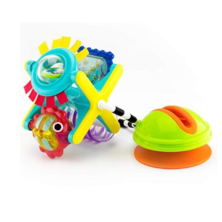 8 Month Old Toys Sassy Fishy Fascination Station Disassembled