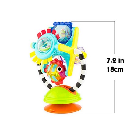 8 Month Old Toys Sassy Fishy Fascination Station Measurements