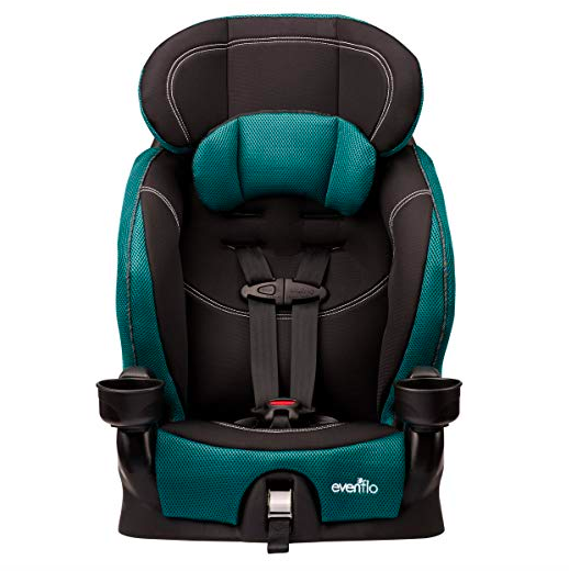 The Evenflo Chase  is praised for its comfort and safety features.