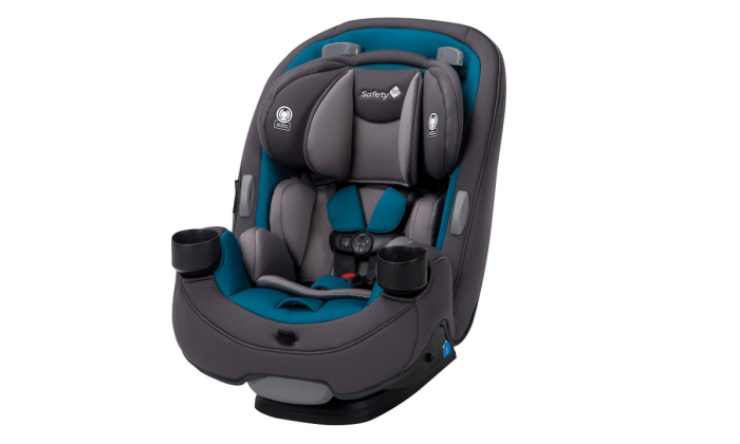 The Safety 1st Grow and Go supports infants from 5 pounds