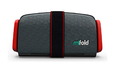 The mifold Grab-and-Go Car Booster Seat