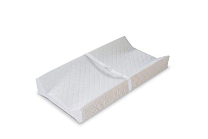 The Summer Infant Changing Pad is soft and comfortable.