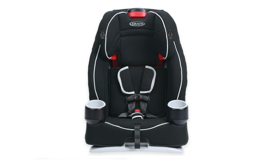 The height of the Graco Atlas 65  harness and headrest is adjustable.