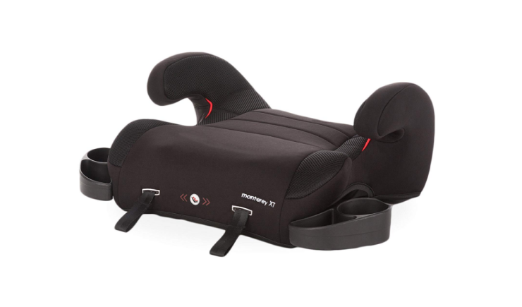 Diono Monterey XT has an expandable seat