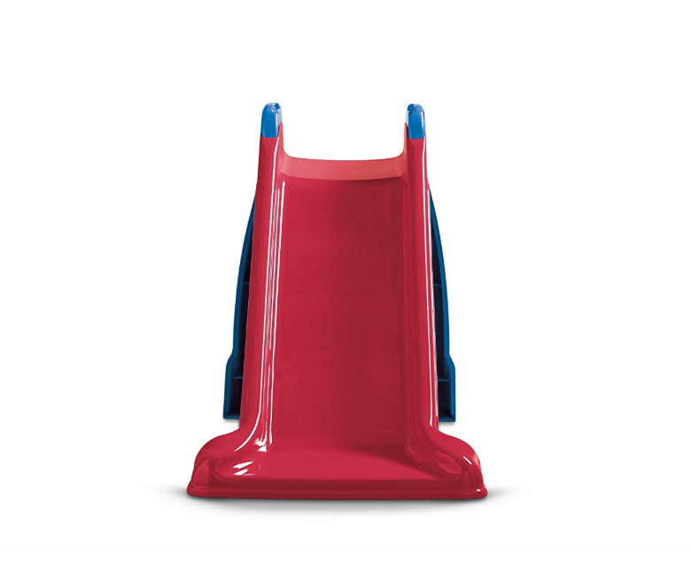 The Little Tikes First Slide offers little children safe landing.