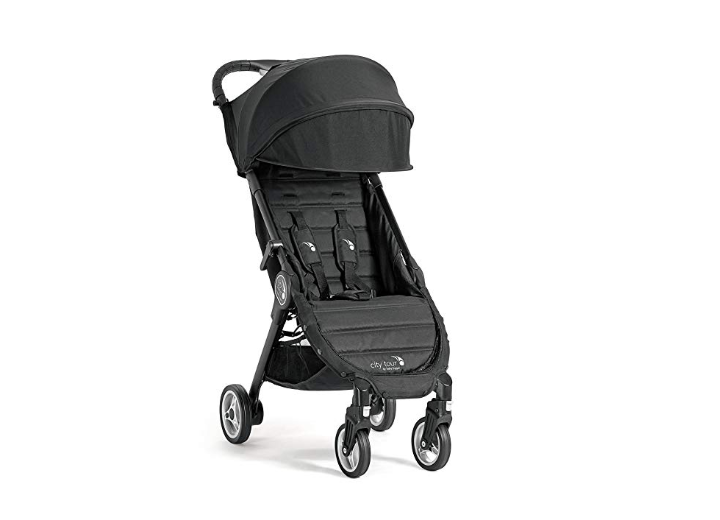 The Baby Jogger City Tour stroller is portable.