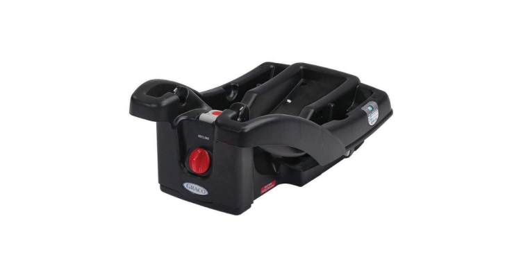 The Graco SnugRide 35 features a Click Connect system.