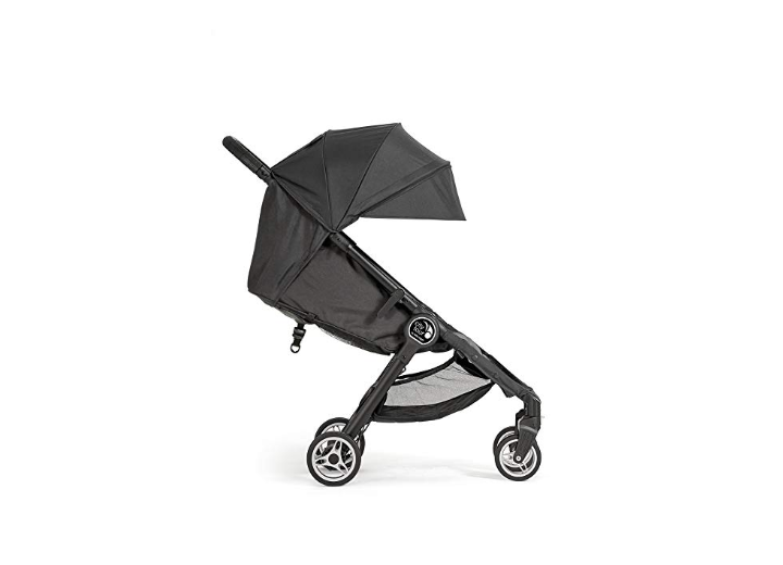 The Baby Jogger City Tour stroller features a 5-point harness.