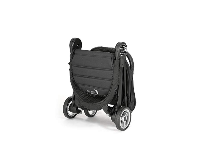 The Baby Jogger City Tour stroller is foldable.