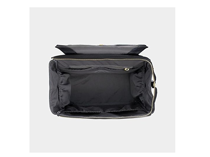 The Freshly Picked Diaper Bag features a large capacity interior.