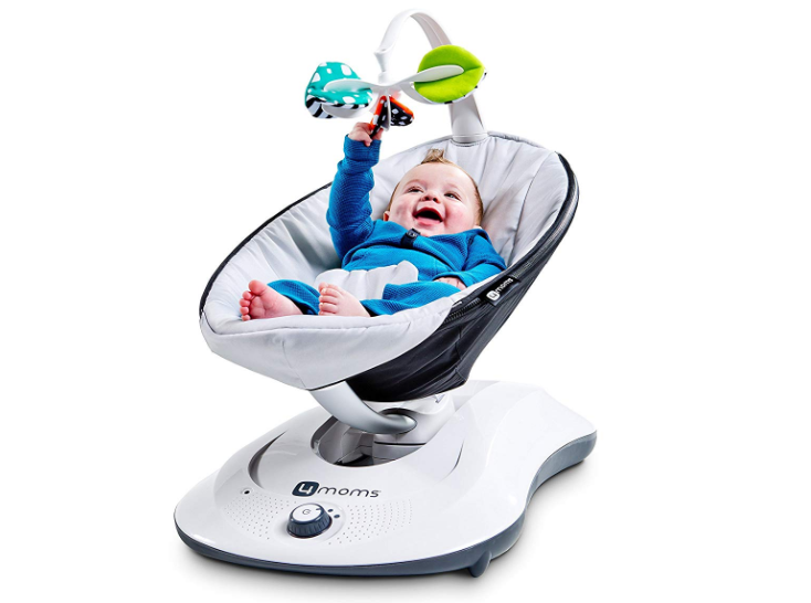 A gliding motion that all babies love.