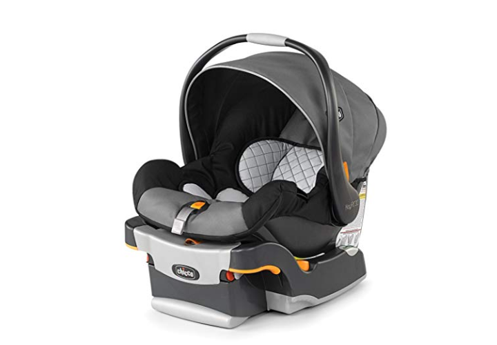 Chicco KeyFit 30 Infant Car Seat is rated number one in America.
