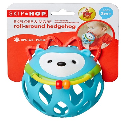Skip Hop Explore and More Ball Packaging