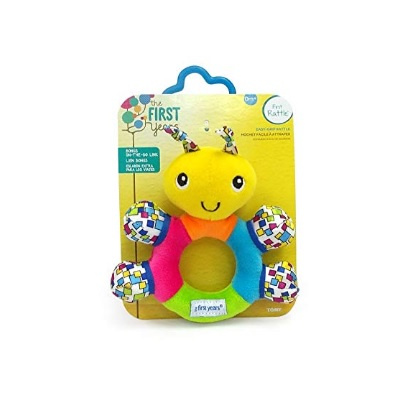 The First Years Rattle Packaging