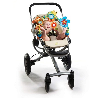 Tiny Love Take-Along Arch car seat toy stroller