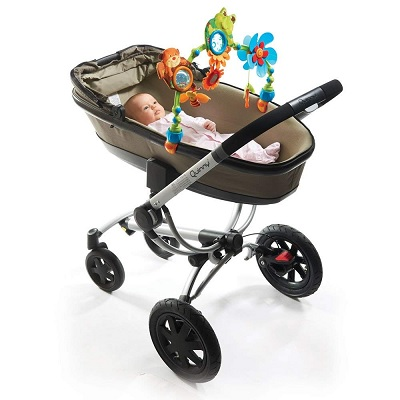Tiny Love Take-Along Arch car seat toy stroller bassinet