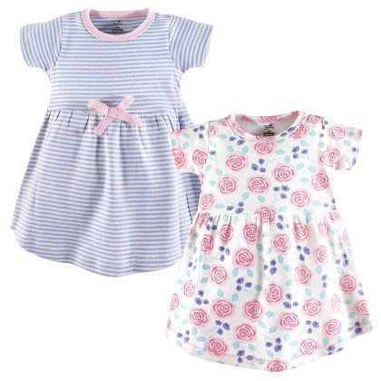 touched by nature baby dress