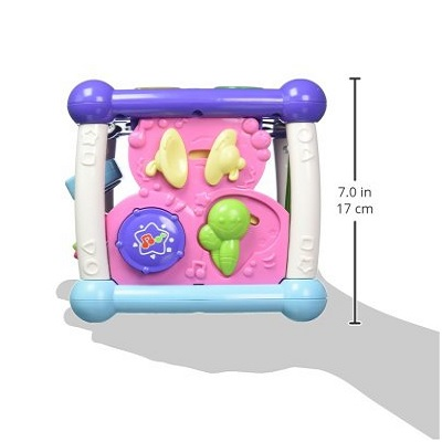 VTech Busy Learners Activity Cube dimensions