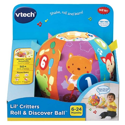 8 Month Old Toys VTech Lil Critters Roll Discover Box