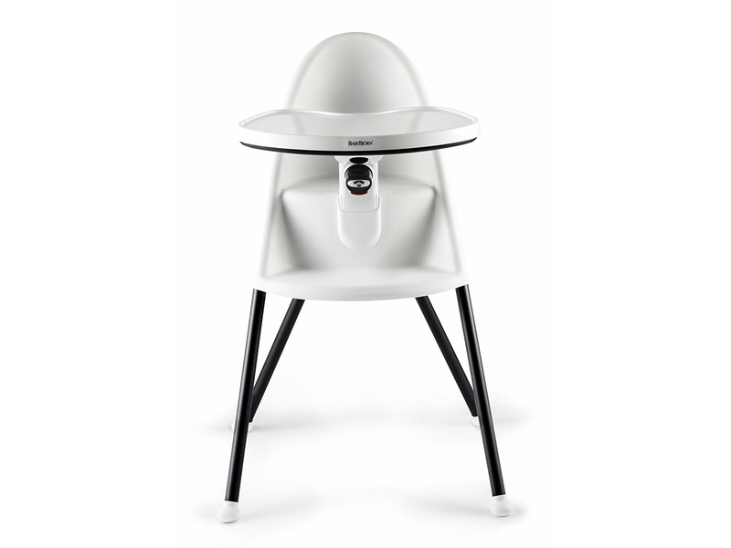 The BABYBJORN High Chair design is based on safety and convenience.