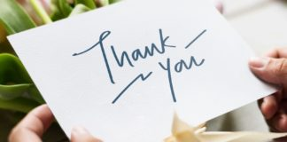 We wrote on the subject of expressing gratitude and why it is so important for young children.