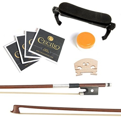 Mendini MV300 Violin Accessories