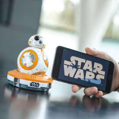 sphero BB-8 droid star wars toy app