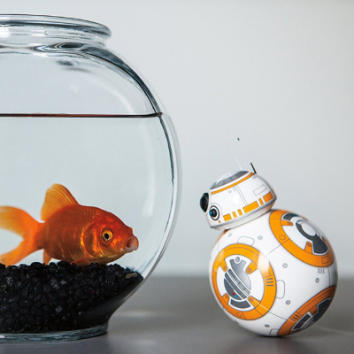 sphero BB-8 droid star wars toy size