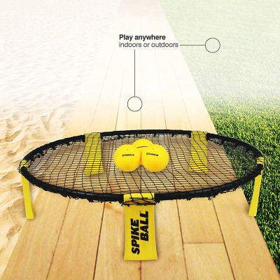Spikeball 3 Ball Kit set