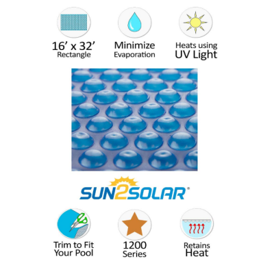 Sun2Solar Pool Cover Features