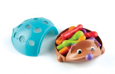 learning resources spike hedgehog learning toys for kids and toddlers storage
