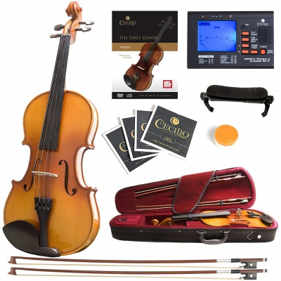 Mendini MV400 Violin Set