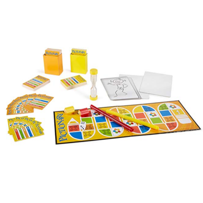 pictionary board game for teens set