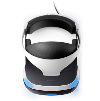 Sony Playstation VR Headset Top