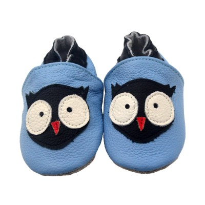 iEvolve baby walking shoes leather