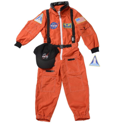 aeromax astronaut halloween costume for kids nasa