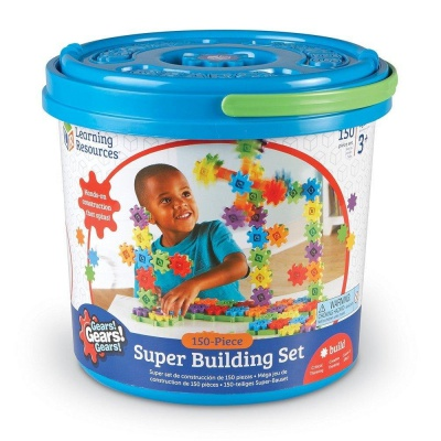 Super Building Set gifts for smart kids