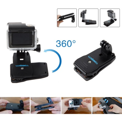 Luxebell Accessories GoPro Kit for teen boys