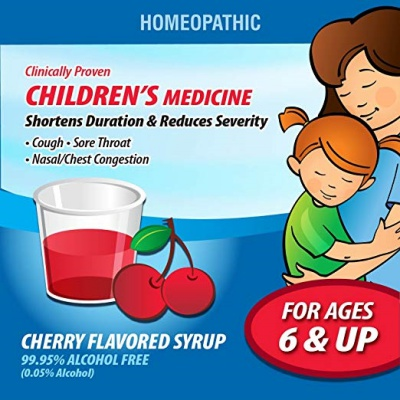 Nature's Way Umcka Children's Cherry Syrup