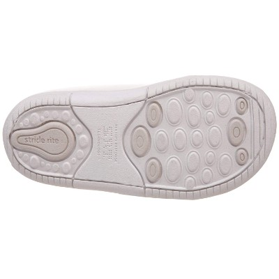 stride rite baby walking shoe leather