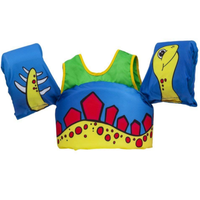 body glove dinosaur swim vests and jackets for kids and toddlers back