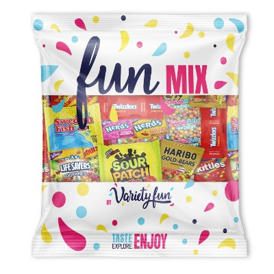 Candy Party Mix Bag package